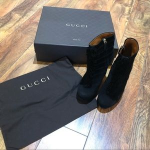 Gucci Nero Booties